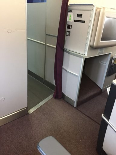 MH nieuwe business class A330