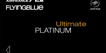 Flying Blue Ultimate Platinum card