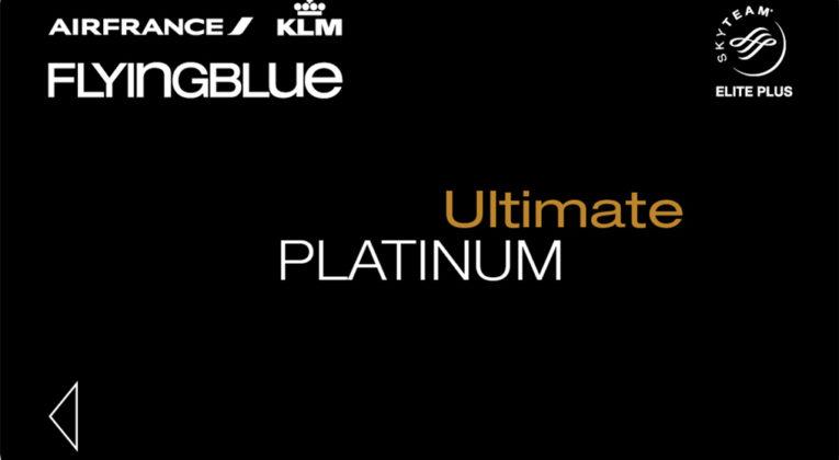 Flying Blue Ultimate Platinum card
