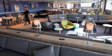 Air France Lounge Terminal 2G