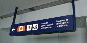 paspoortcontrole canada