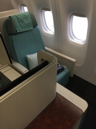Korean Air Boeing 777-300ER Business Class