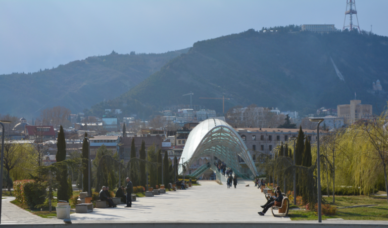 Tbilisi, Georgie, stedentrip, Kutaisi