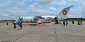 Star Peru, Iquitos, Lima, Review