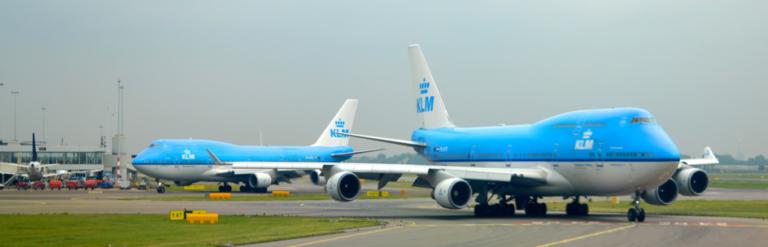 KLM, handbagage, ruimbagage, bagage