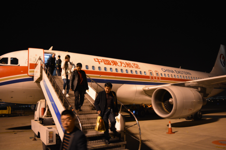 China Eastern, China Eastern Airlines, Shanghai, transitvisum China, Macau