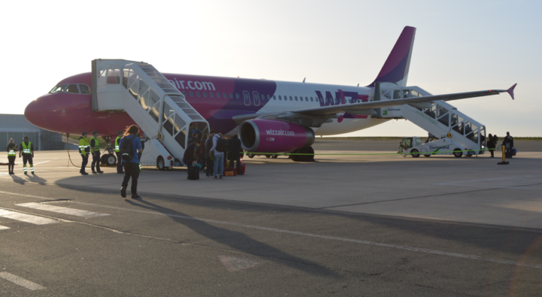 Wizz Air, Georgie, Kutaisi, low cost airline