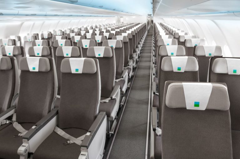 LEVEL A330 cabine