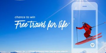 Marriott Free Travel for Live