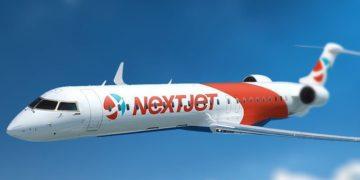 NextJet codeshare-overeenkomst KLM 3