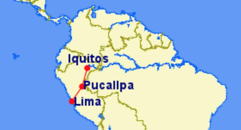 Star Peru, Iquitos, Lima, Review