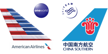 American Airlines, China Southern