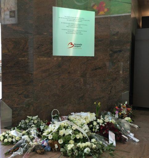 herdenking aanslagen