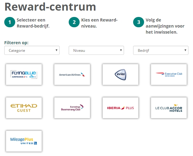 e-Rewards rewards centrum