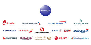 Oneworld, British Airways, avios, Japan, Japan Airlines, China,