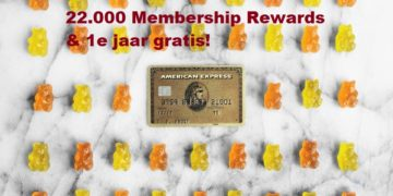 American Express Tot 22.000 Membership Rewards ©American Express