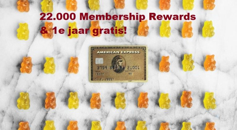 American Express Tot 22.000 Membership Rewards ©American Express