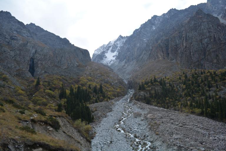 Almaty, Kazachstan, Kirgizië