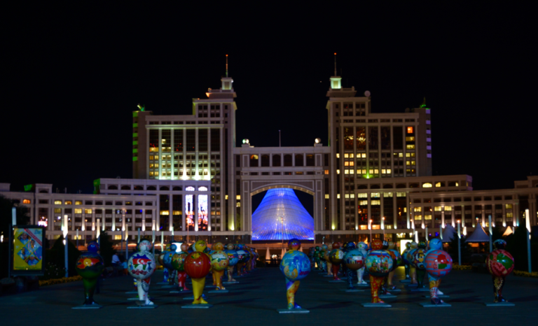 Astana, Kazachstan, stopover, bestemmingstips