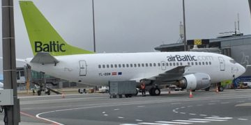 air baltic business