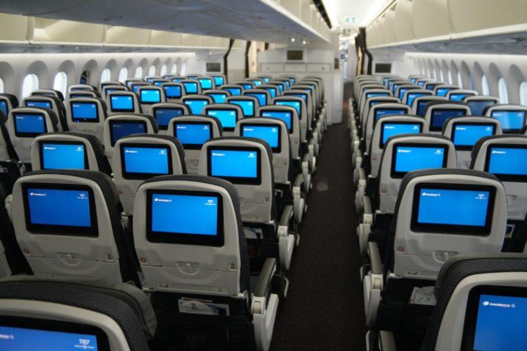 Aeromexico 787-9 Dreamliner