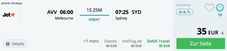 Sydney, melbourne, vliegticket, avios, BA