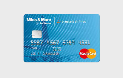 brussels airlines mastercard