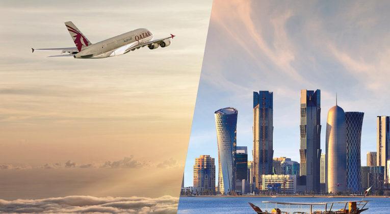 +Qatar, gratis overnachting
