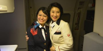 Japan Airlines, review, business class, Boeing 767, JAL Sky suite II, JAL Sky suite 2