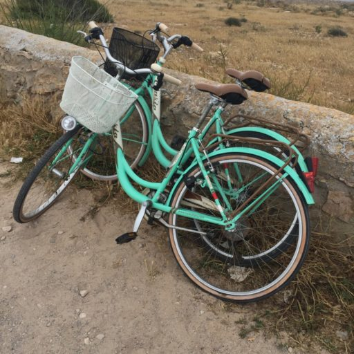 Formentera fietsen