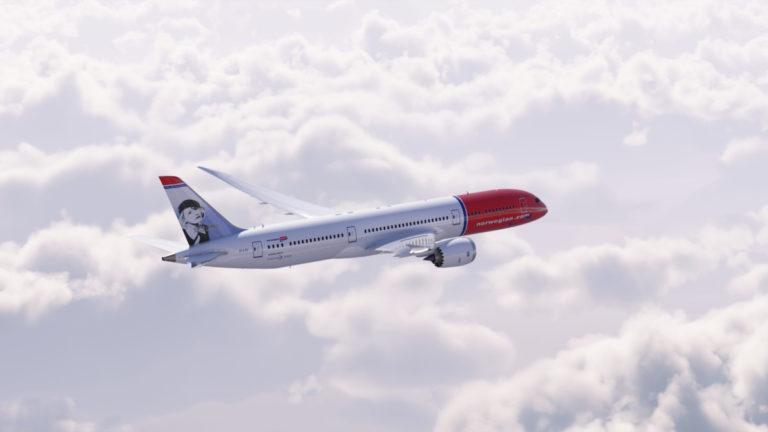 Norwegian Boeing 787-900