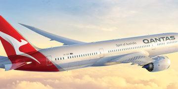 Qantas B787-9