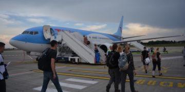 TUI, TUI Belgium, tuifly, review, Sarajevo