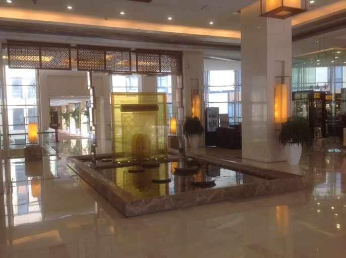 Mercure, Beijing Downtown, Accor, Peking, lobby