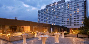 Hilton Dusseldorf ZomerWeek HotelWeek