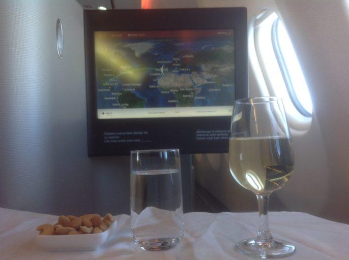 Iberia Business Class