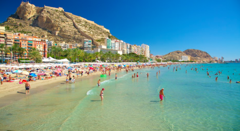 GoEuro, stedentrip, strand, vakantie, Europa