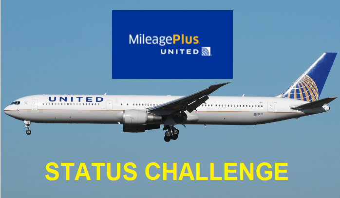 United Airlines Mileageplus Status Challenge Insideflyer Nl