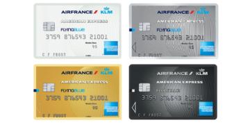 Flying Blue American Express, Flying Blue creditcard, American Express, creditcard miles, creditcard KLM, Air France-KLM