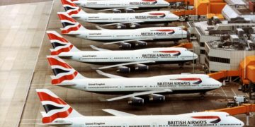 british airways skytrax