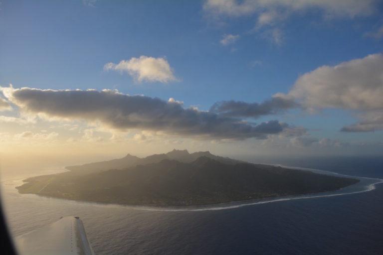 Air New Zealand, Premium Economy, Review, Boeing 777, Boeing 777-200, Auckland, Rarotonga