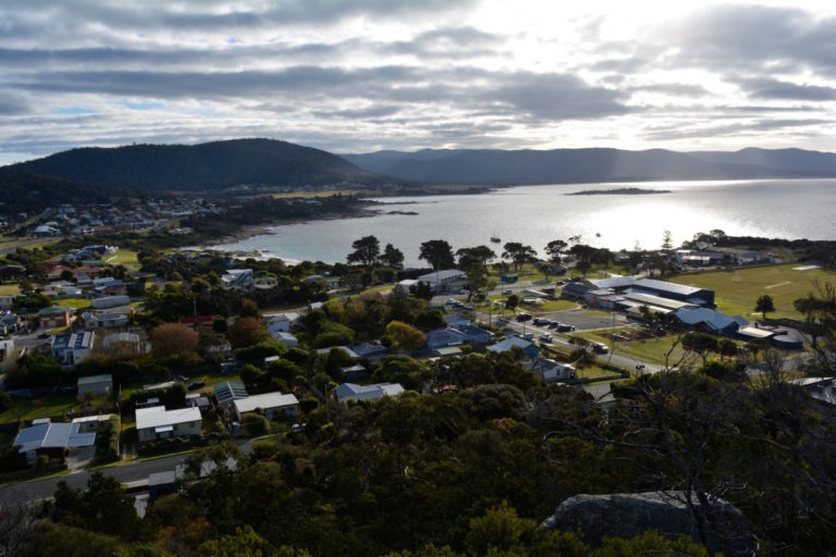 Tasmanie, roadtrip, Australie, Hobart, Bicheno, Launceston