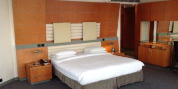 Hilton, Dubai, Hilton Dubai Creek, Hilton ervaringen, Kingsize bed