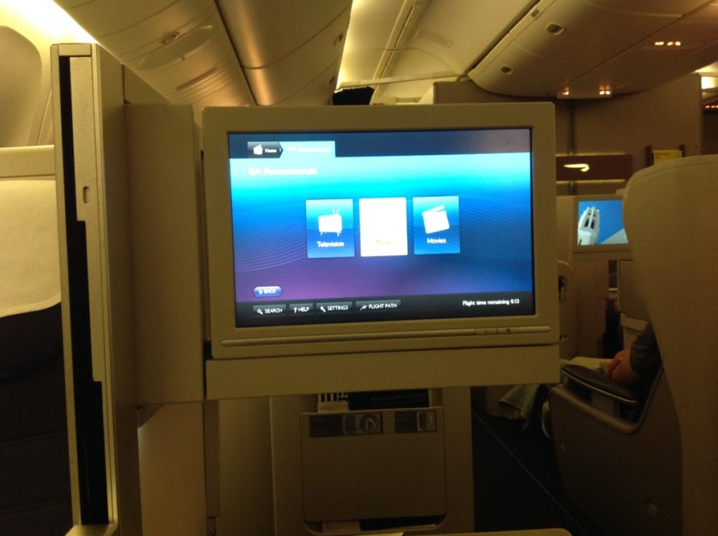 British Airways, Oneworld, British Airways ervaringen, Club World, Dubai, Review British Airways, British Airways catering, Business Class, Londen-Heatrow, Upgrade, In-Flight Entertainment