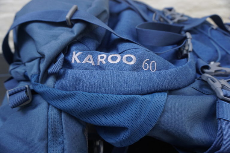 review Nomad Karoo 60L rugzak