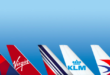 Virgin, Delta, Air France-KLM