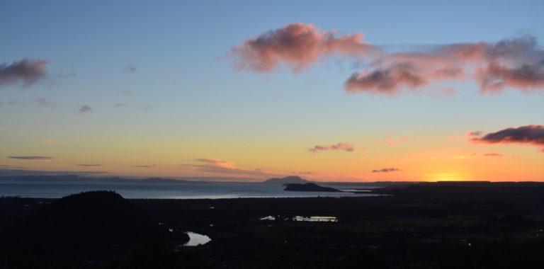 Taupo, Waikato, Nieuw-Zeeland, road trip, noordereiland, Tongariro National Park