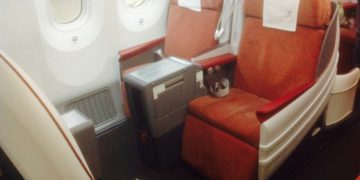 LATAM, Business Class, Frankfurt, Madrid, Oneworld