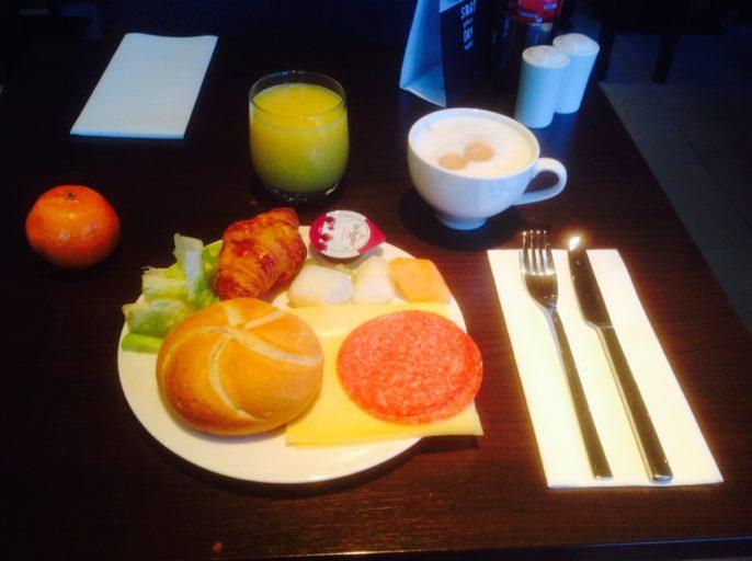 Ontbijt, Hyatt, Hotel, Amsterdam