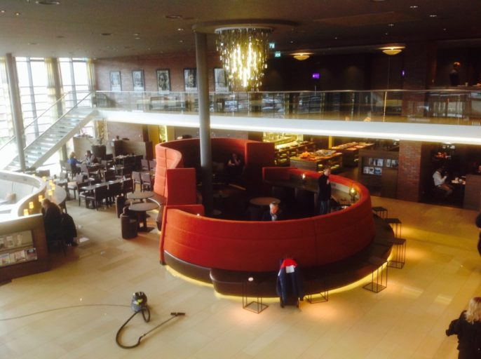 Lobby, Hyatt, Hotel, Hyatt Place